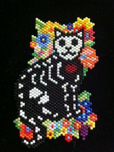 Cat of The Dead pendant