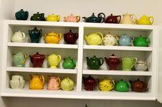 My Hall Teapots and Winner