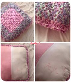 Cushion for my daughter.. XxX Hand Made By Craftypaulaa.