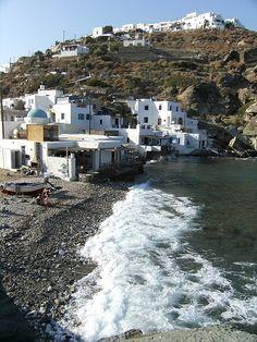 Sifnos, Greece Some Beautiful Pictures, Beautiful Places, Athens Greece, Mykonos Greece, Crete Greece, Places To Travel, Places To See, Travel Destinations, Myconos