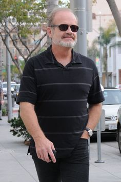 Kelsey Grammer Is Too Old, Divorced & Pathetic to Get a Tattoo