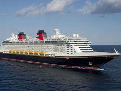 Photo tour: The fanciful fun of a Disney cruise ship