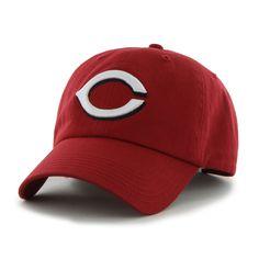 Cincinnati Reds MLB Clean Up Cap