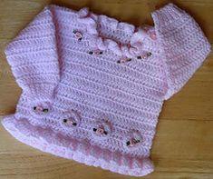 Ravelry: Childs Sweater Patt.No.55 pattern by Kay Jones