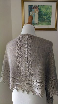Ravelry: Ferryn pattern by Claudia Donnelly Designs
