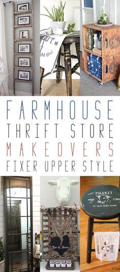 422 Best Thrift Store Decor Images