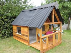 Maison De Jardin Pour Enfant / Pallets Kids House Fun Crafts for Kids Sheds, Cabins & Playhouses