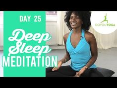 Decompress, relax and get ready to enjoy some restful quality time with your pillow in this deep sleep meditation. Just push the play button and drift away.