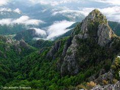 carpathian mountains | Romania images Carpathian mountains Cozia Romania ladnscape HD ...