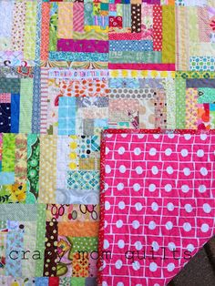 crazy mom quilts: shady quilt