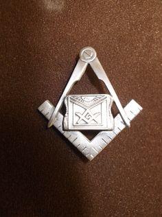 freemasons, master mason's apron,compass and square,masonic symbol,vest badge