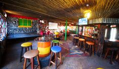 The Shebeen Bar pours excellent handcrafted local beers. It is a lively place where many people meet to talk about everything and nothing.