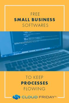 Looking for the best small business software to keep processes flowing? We've rounded up FREE small business softwares that will help you increase productivity in your business. #smallbusinesssoftware #smallbusinessprocesses #productivity   Best software for small business