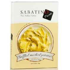 Sabatino Pronto Truffled Mash Potato (6x3.88OZ )