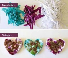 Spring is in the air in our part of the world, and we are itching to start planting. This sweet project takes old shredded paper and turns it into functional seed starters for wild flowers; a perfect spring time craft for the kids.