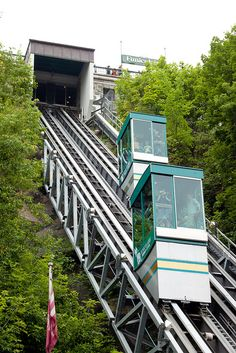 The Funicular by K Tao, via Flickr