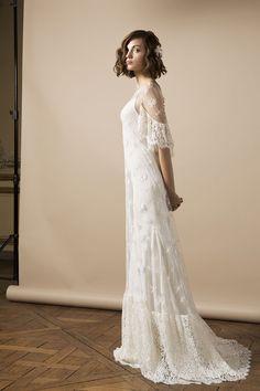 Brautkleid im Vintage Look