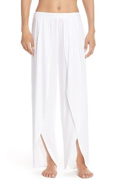 Seafolly 'Sleeker' Cover-Up Palazzo Pants available at #Nordstrom