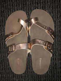 Madden Girl Brycee rose gold  fashion  clothing  shoes  accessories   womensshoes  sandals (ebay link) 74119f72e