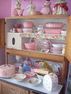 Pink Kitchen...
