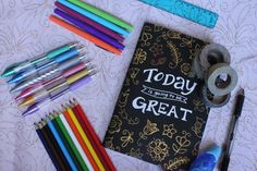 So I ran across this articleabout bullet journaling by a fellow blogger recently and it was like all of my paper, scrapbooking, coloring, organizational, plannery type synapsis' in my right brain went off in the Hallelujah chorus! Have you ever heard of the Bullet Journal? Pinterest is full of fascinating options. Basically you're using a …