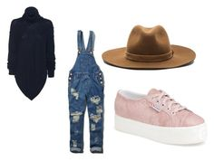 """""""Untitled #25"""" by cirreaupshur on Polyvore featuring Abercrombie & Fitch, rag & bone and Superga"""
