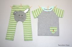 Bunny Butt Pants - Swoodson Says by swoodsonsays, via Flickr