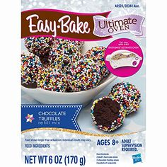 Kids' Cooking Kits - EasyBake Ultimate Oven Truffles Refill Pack 6 oz * Continue to the product at the image link.