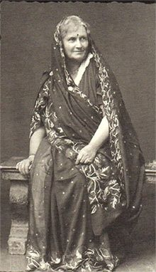 'The evolving aspects of the personality and its soul characteristics became paramount to the discovery while Montessori was living in India. The spirituality of India helped to unite and define her theory within the broader construct of both Eastern and Western culture.  The ancient texts of India confirmed the universal discovery of the evolving 'spirit of the child'. She was destined to bring this concept into the modern age, into  A New World'.V.deLilla