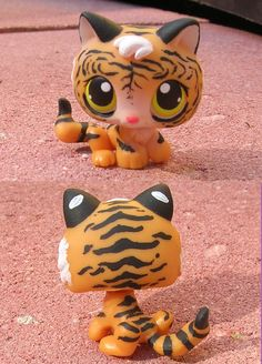 I have a tiger like this for my LPS series. Her name is Celia.