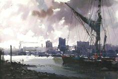 Vision in Watercolour - Herman Pekel: