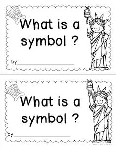"Teacher to the Core: American Symbols ""little reader"" big ideas!"