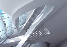 Favorite Architect: Zaha Hadid