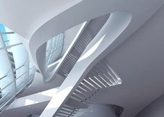 Favorite Architect: Zaha Hadid
