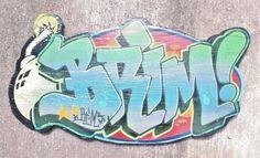 BriM-1TAT Original signed artwork on wood  Urban street graffiti art style NYC  #UrbanArt
