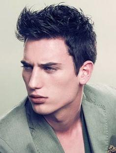 black spiky hairstyles for men Men Hairstyles hairstyles for men | hairstyles