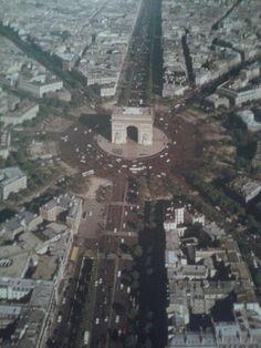 Arc de triomphe , Paris