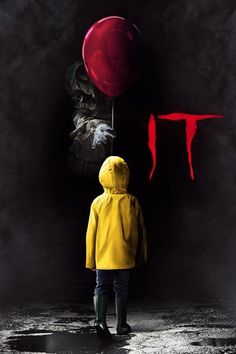 When children in town begin to disappear, a group of young kids is faced with their biggest fears as they square off against evil clown, Pennywise. Based on the Stephen King novel. Scary Movie List, Scary Movies, Horror Movies, Good Movies, Netflix Horror, Movies Free, Es Stephen King, Stephen Kings, Pennywise The Dancing Clown