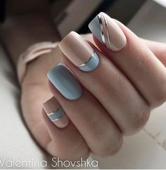 Nail Art Designs 💅 - Cute nails, Nail art designs and Pretty nails. Pretty Nail Art, Beautiful Nail Art, Gorgeous Nails, Amazing Nails, Cute Spring Nails, Summer Nails, Summer Nail Art, Summer Vacation Nails, Pretty Nails For Summer