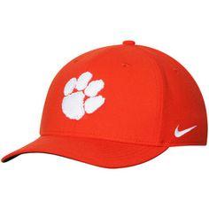 online store 196f4 74ab7 Men s Nike Orange Clemson Tigers Swoosh Performance Flex Hat Clemson Hat,  Clemson Tigers, Orange