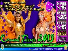 Carnaval Talense 2013