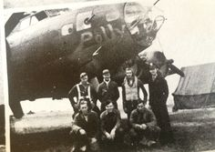 B-17 379th Kimbolton. Polly 42-5816. 38 missions. Returned to US 7/25/44