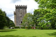 Blarney Castle and Gardens, Ireland Castles In Ireland, Great Places, Golf Courses, Gardens, Mansions, House Styles, Manor Houses, Outdoor Gardens, Villas
