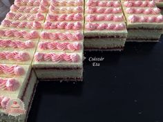 Citromos szelet Eta módra Krispie Treats, Rice Krispies, Cooking Recipes, Gift Wrapping, Cookies, Gifts, Puddings, Sweets, Cake
