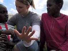 Learning to count in Swahili