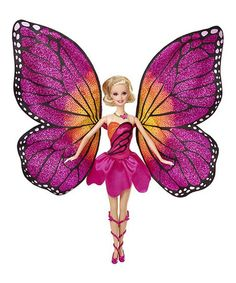 Take a look at this Barbie™ Mariposa Doll by Barbie on #zulily today!