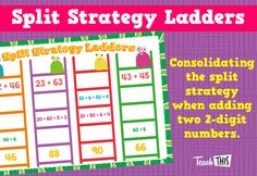 Split Strategy Ladders - Consolidating Split Strategy