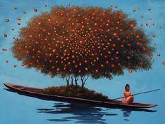 Pedro Ruiz(born in Columbia, lives in France)