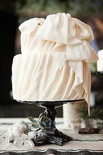 anniversary or small wedding cake