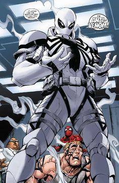 Resultado de imagen para anti venom flash thompson